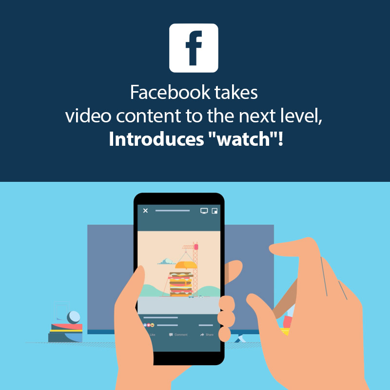 webeesocial creative agency digital facebook watch