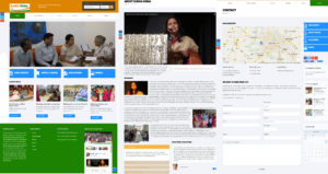 WeBeeSocial-Political-campaign-Website-Design-Delhi-Digital-Agency-Creative